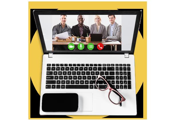 Video Conferencing..