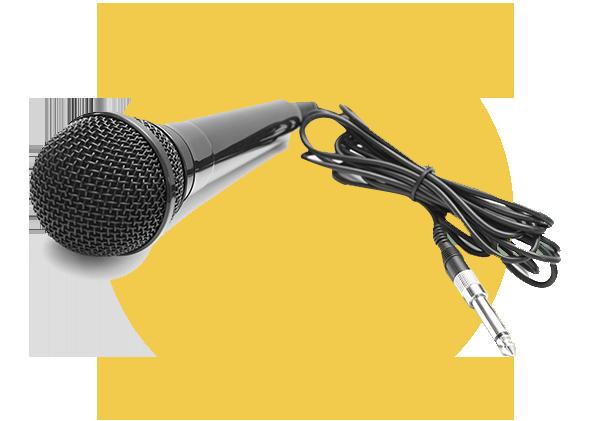 Microphones & Accessories..