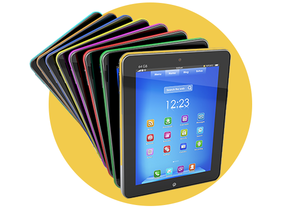 Tablets & Tablet PCs..
