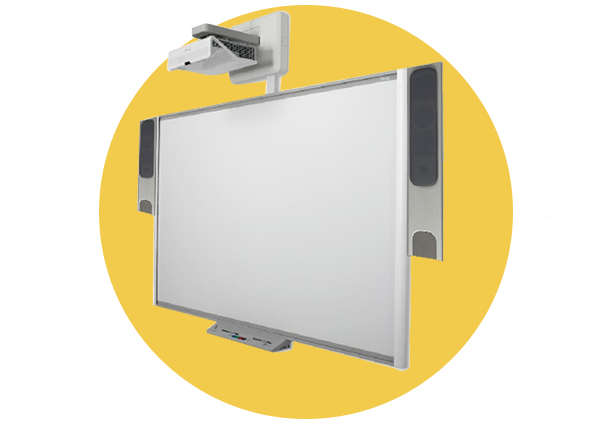 Interactive Whiteboards & Accessories..