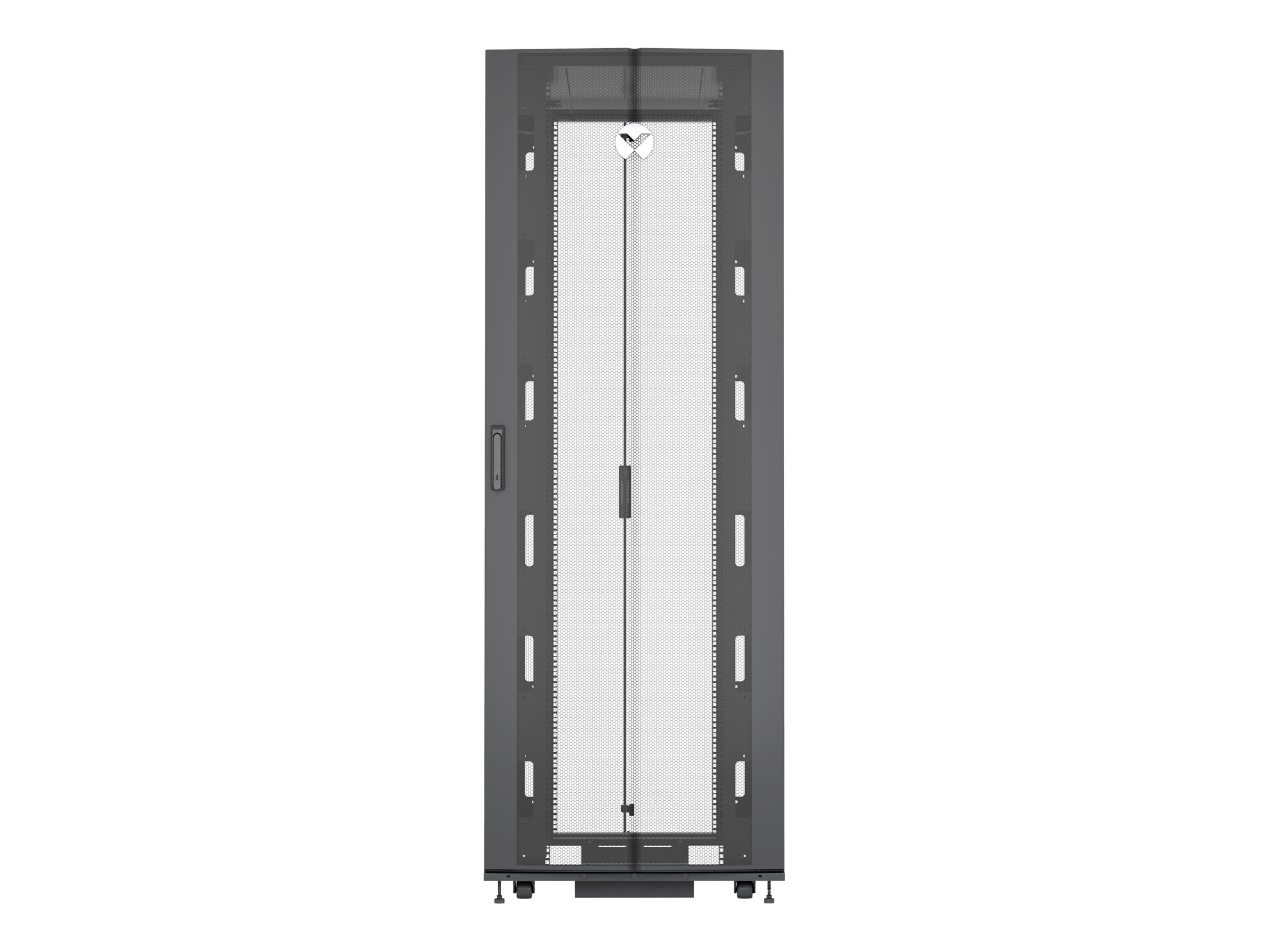 Vertiv VR VR3350SP rack - 42U