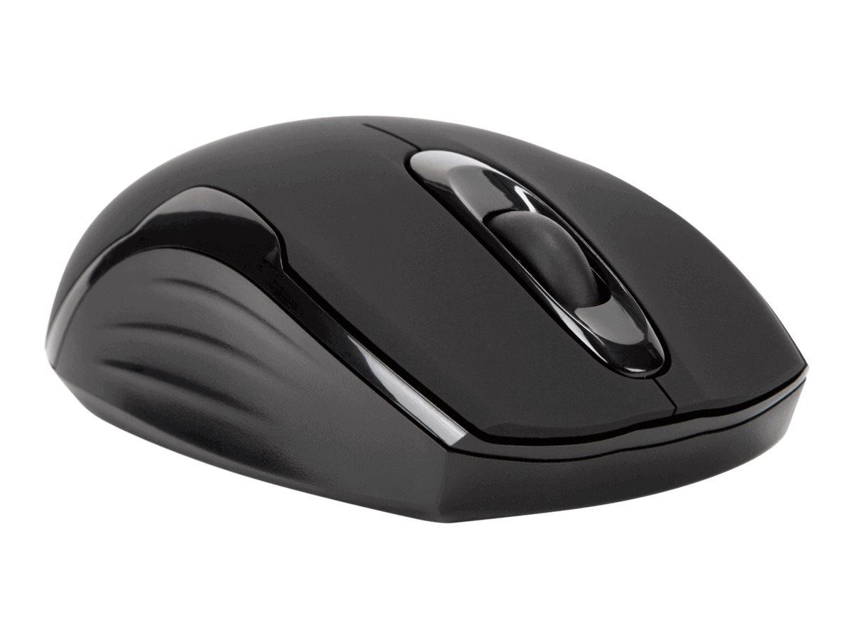 Targus W575 - mouse - 2.4 GHz - black