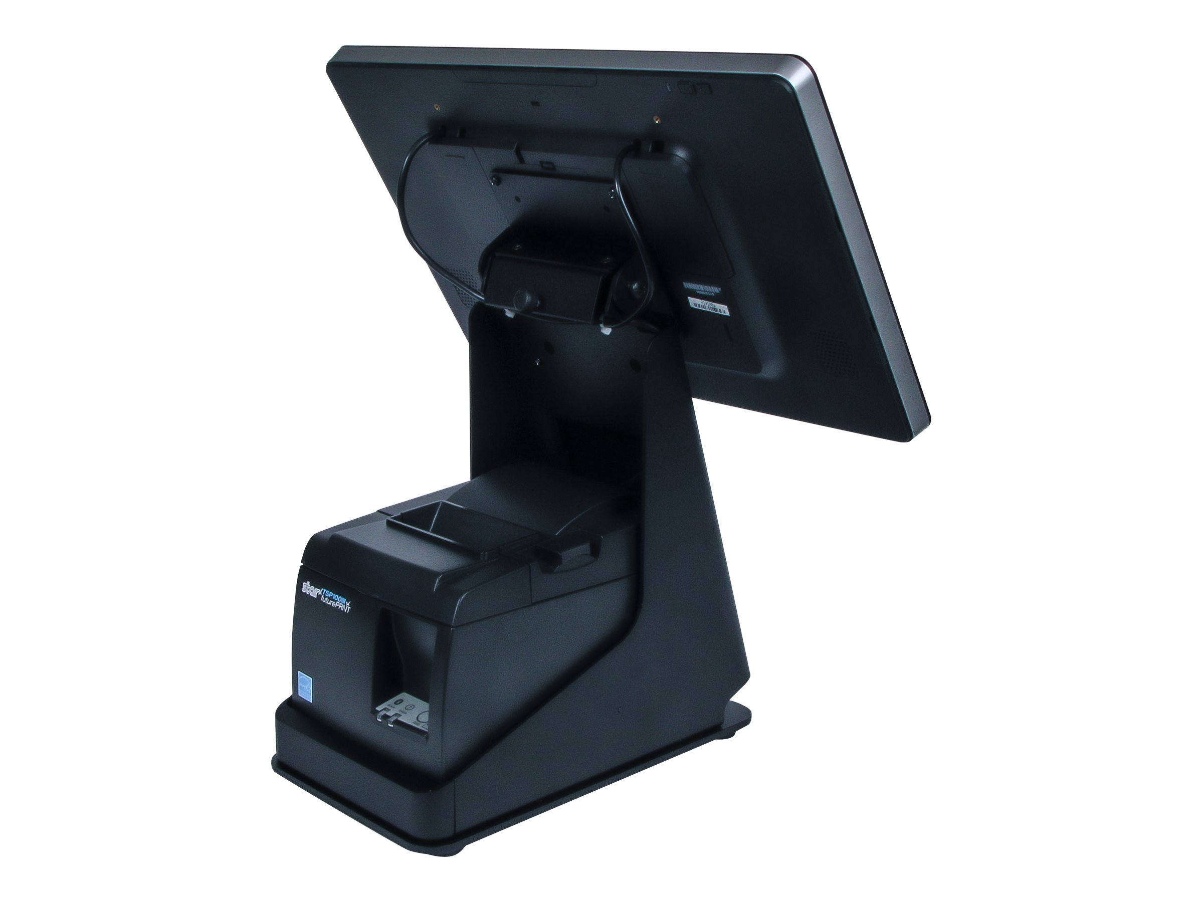 Elo mPOS Printer Stand - printer/monitor stand - 10