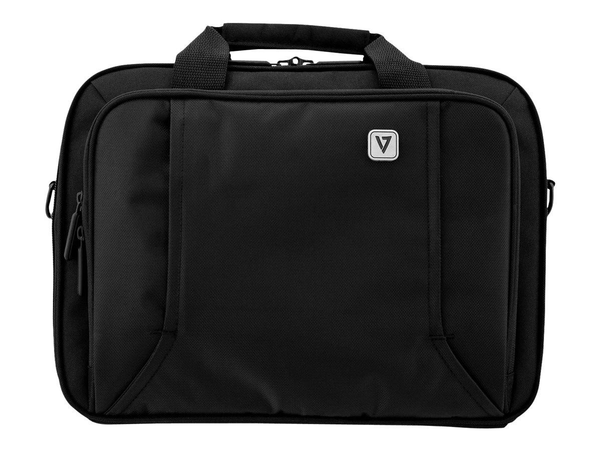 V7 Professional Frontloader Laptop Case - notebook carrying case