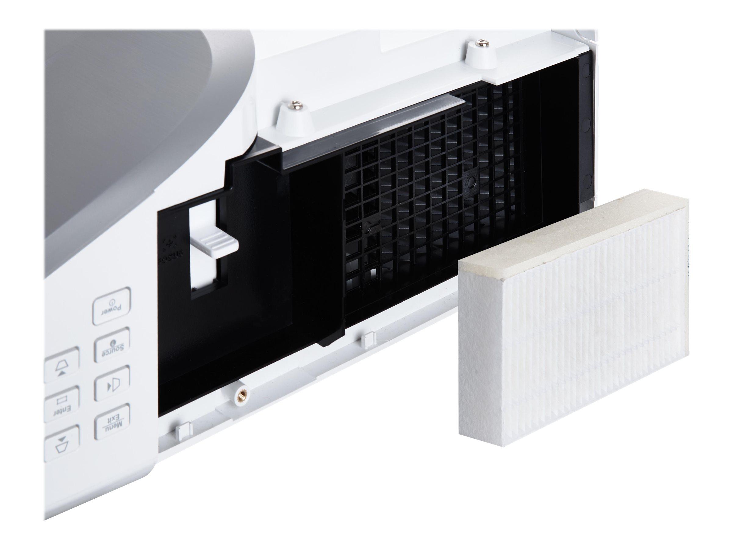 ViewSonic PS700X - DLP projector - ultra short-throw - 3D