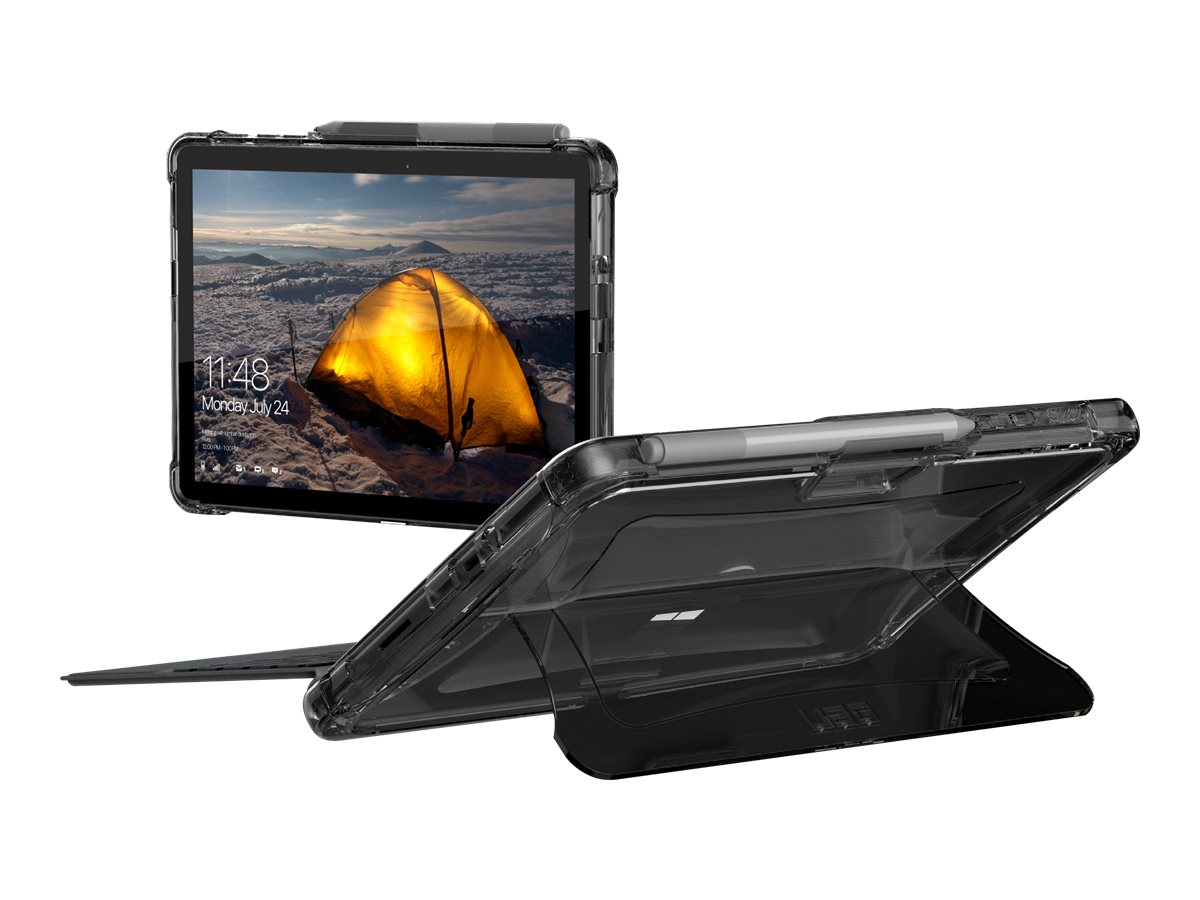 UAG Rugged Case for Microsoft Surface Go / Surface Go 2 - Plyo Ice - back cover for tablet