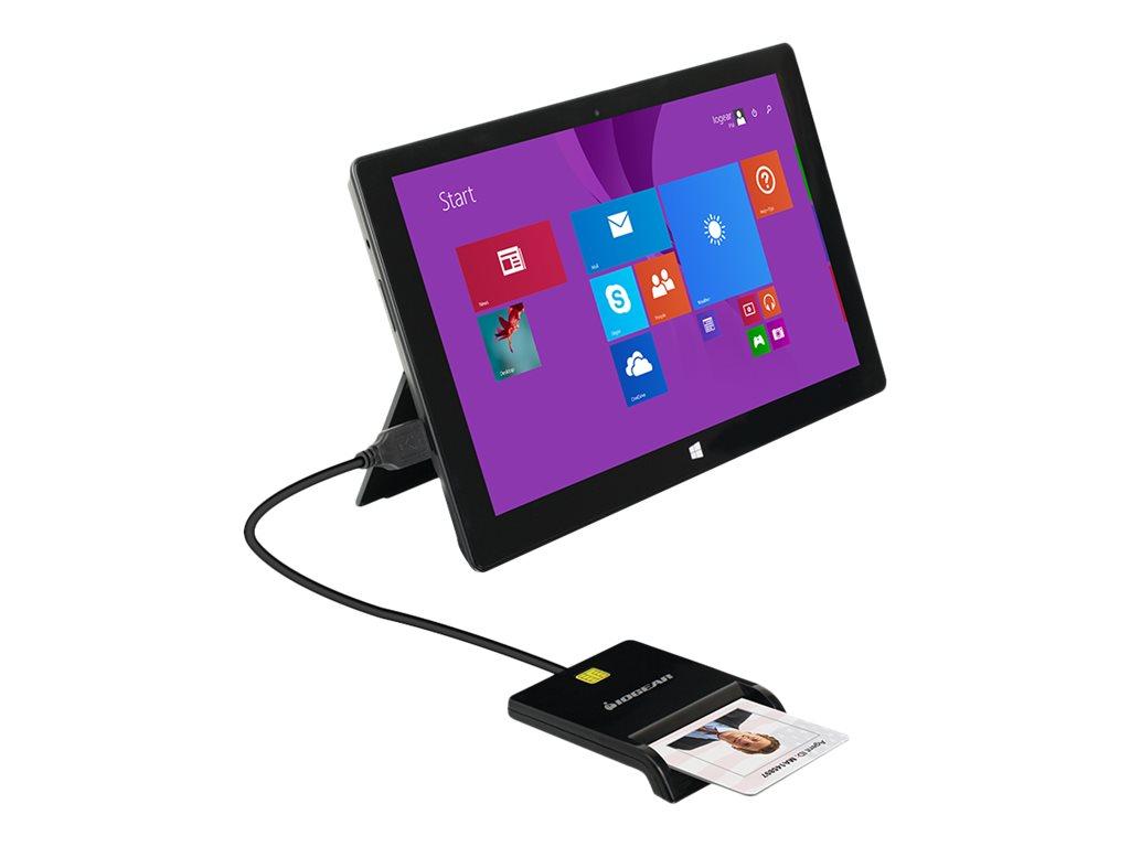 IOGEAR USB Smart Card Reader SMART card reader - USB