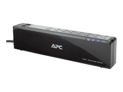 APC Premium Audio/Video Surge Protector - surge protector