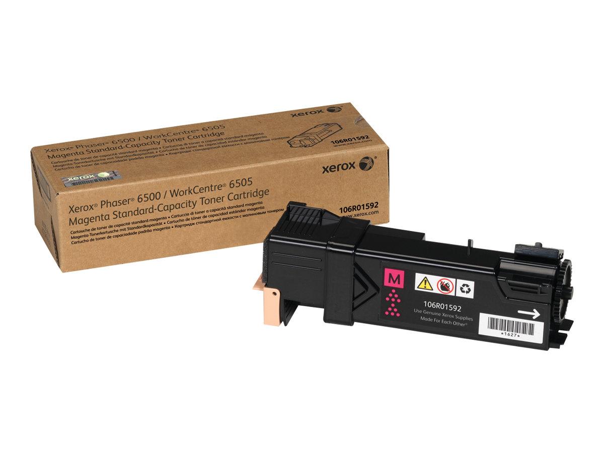 Xerox Phaser 6500 - magenta - original - toner cartridge