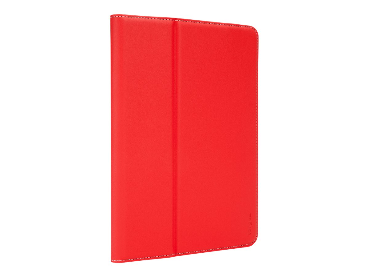 Targus VersaVu Classic for iPad (5th gen./6th gen.), iPad Pro (9.7-inch), iPad Air 2, and iPad Air, Red - flip cover for tablet