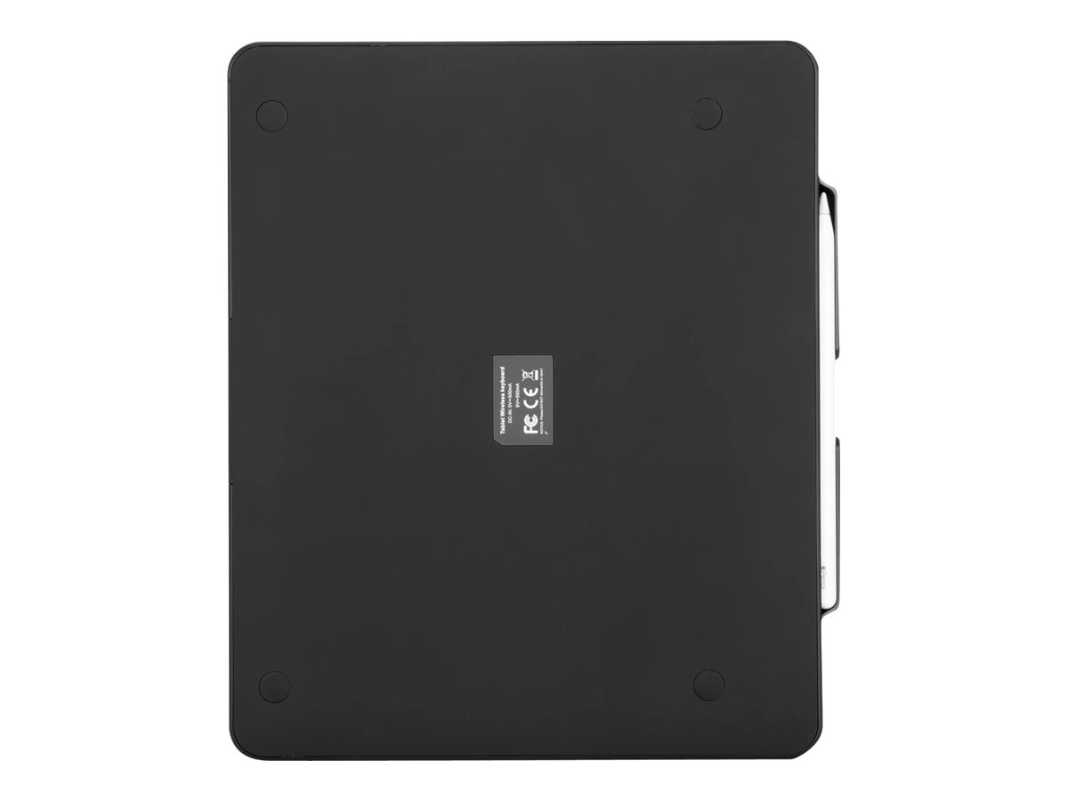 Targus VersaType - keyboard and folio case - with trackpad - QWERTY - US