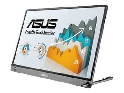 ASUS ZenScreen Touch MB16AMT - LCD monitor - Full HD (1080p) - 15.6