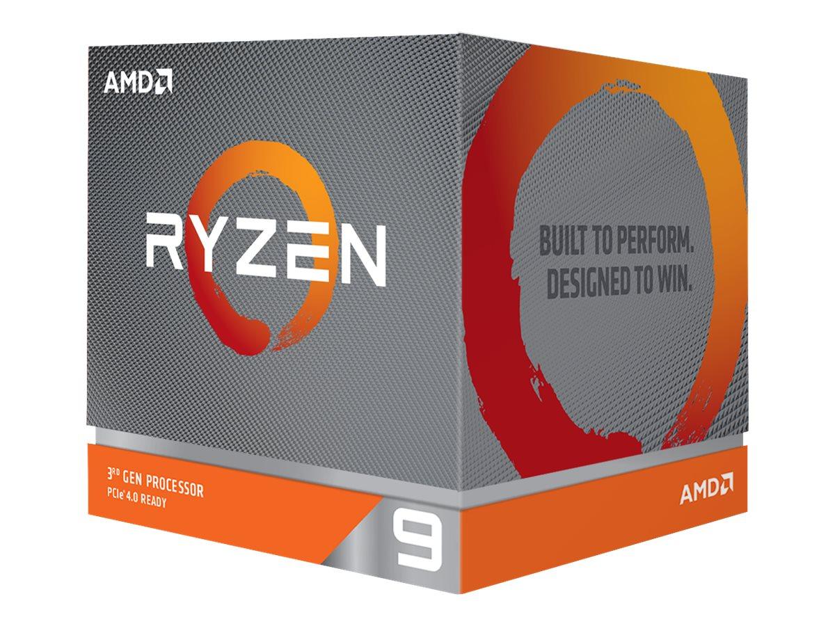 AMD Ryzen 9 3900X / 3.8 GHz processor