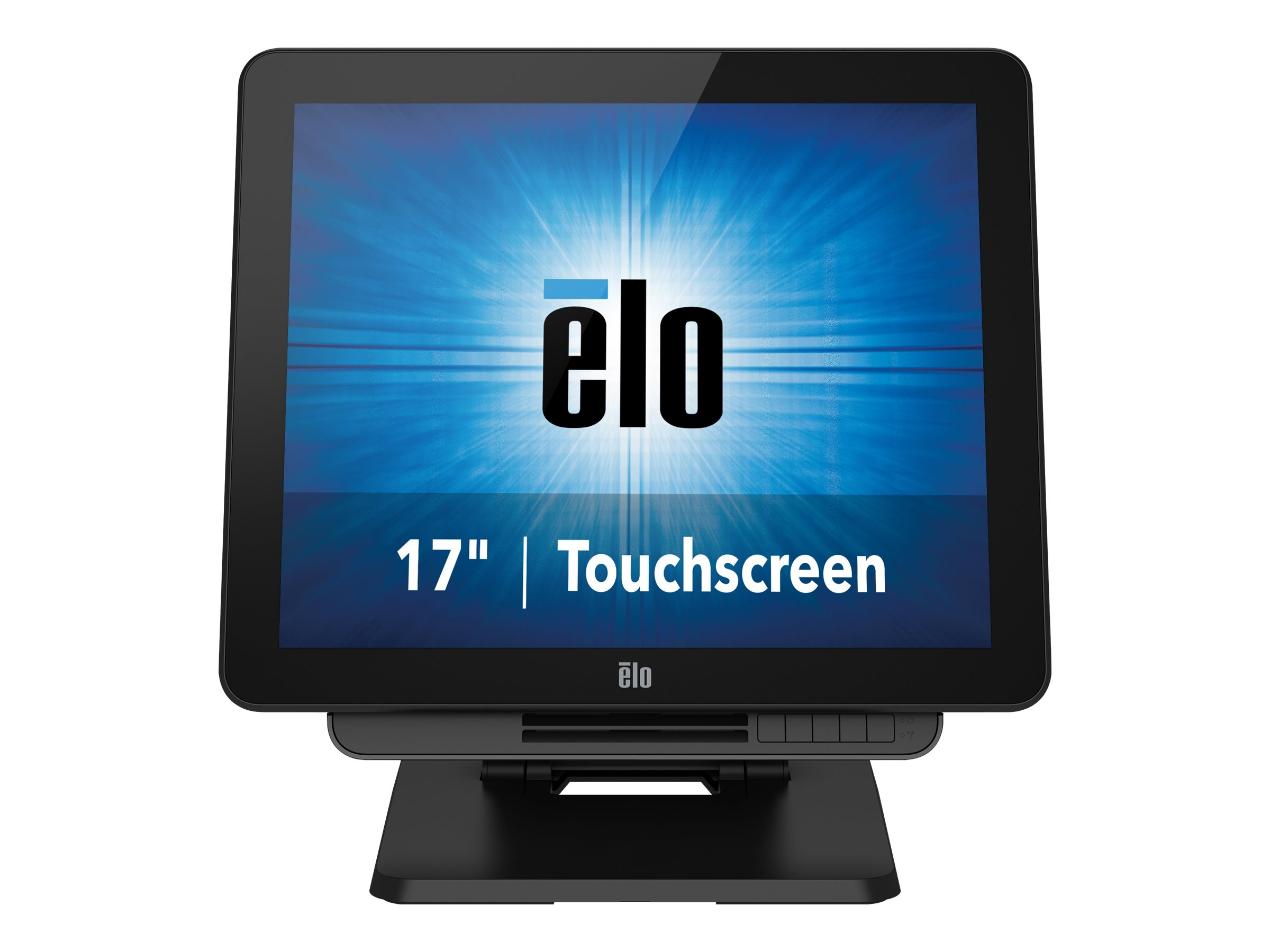 Elo X-Series Touchcomputer ESY17X5 - all-in-one - Core i5 6500TE - 4 GB - SSD 128 GB - LED 17