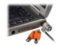 Kensington MicroSaver Custom Keyed Notebook Lock security cable lock