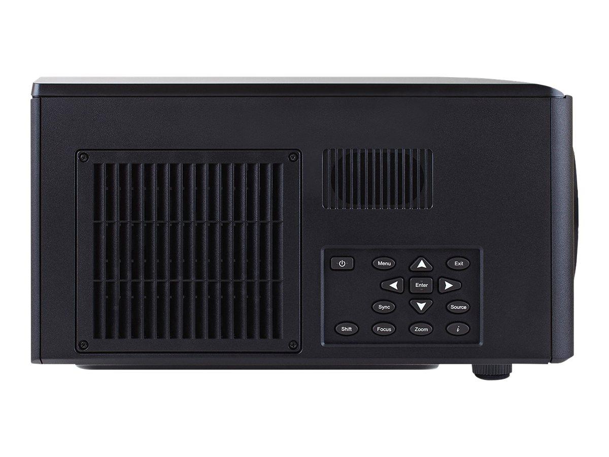 ViewSonic PRO10100 - DLP projector - no lens - black