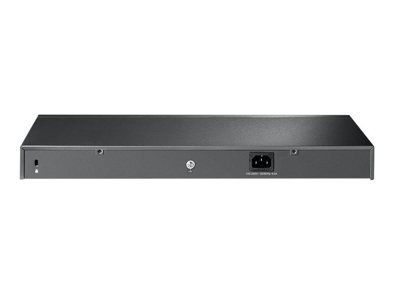 TP-Link JetStream TL-SG3210XHP-M2 - V1 - switch - 10 ports - managed - rack-mountable