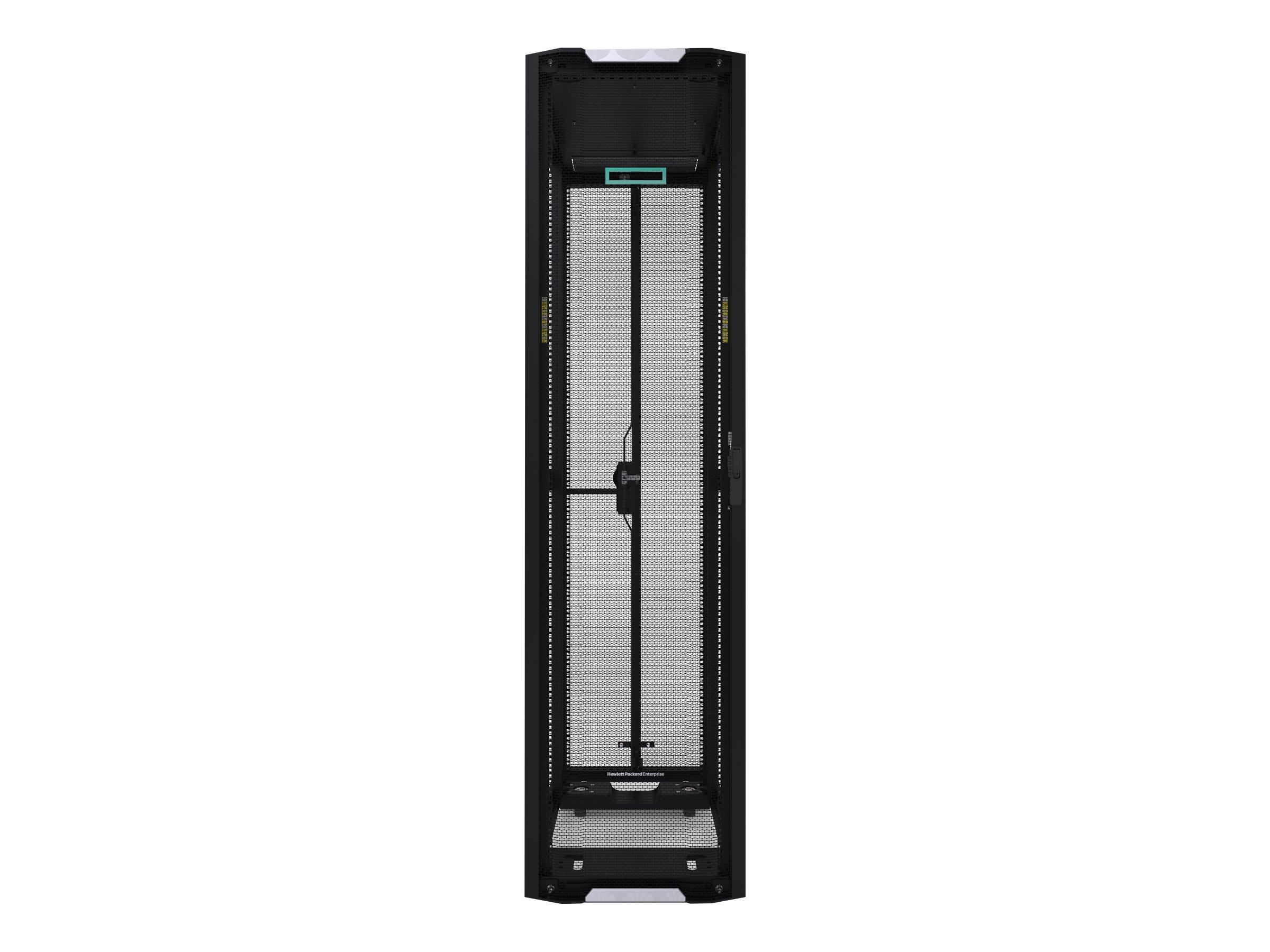 HPE 600mm x 1200mm G2 Enterprise Pallet Rack - rack - 48U