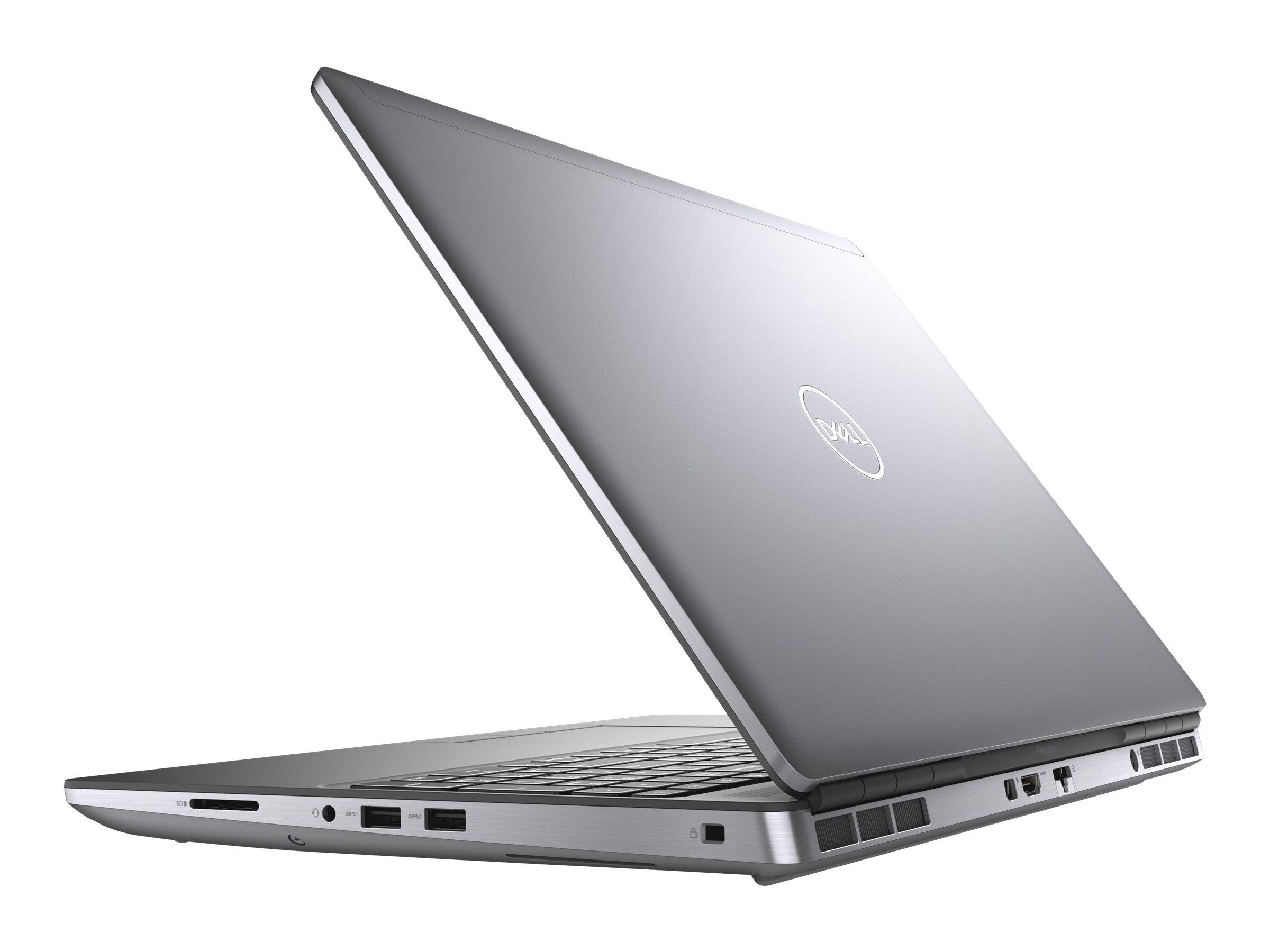 Dell Precision Mobile Workstation 7550 - 15.6
