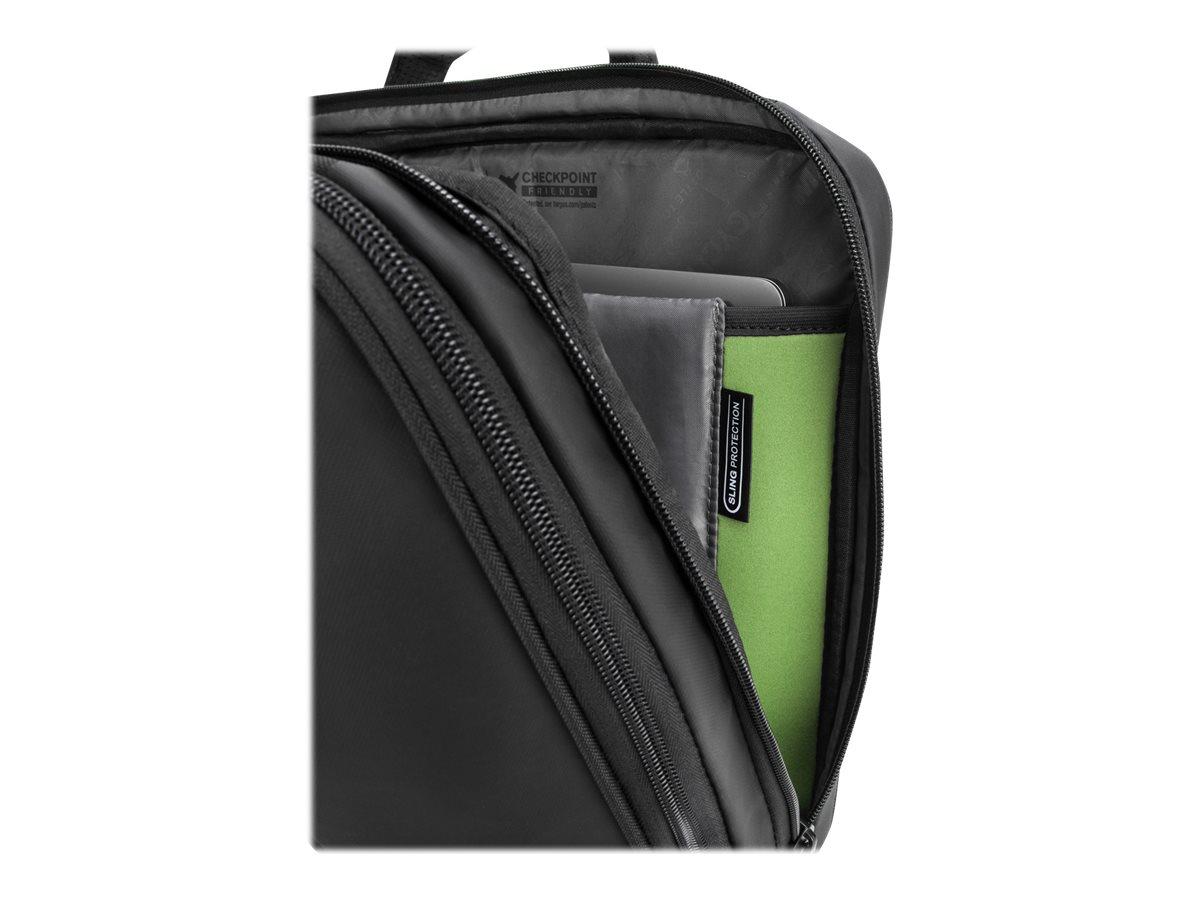 Targus EcoSmart Balance notebook carrying case