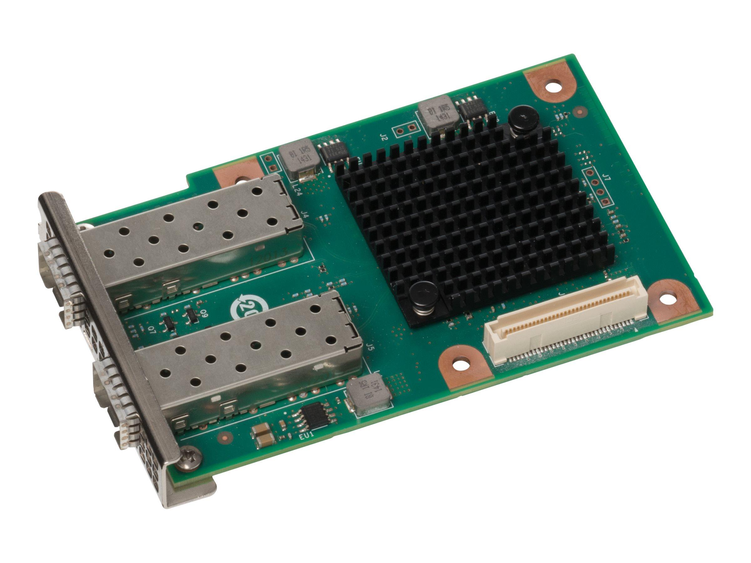 Intel Ethernet Network Connection OCP X527-DA2 - network adapter - OCP - 10 Gigabit SFP+ x 2