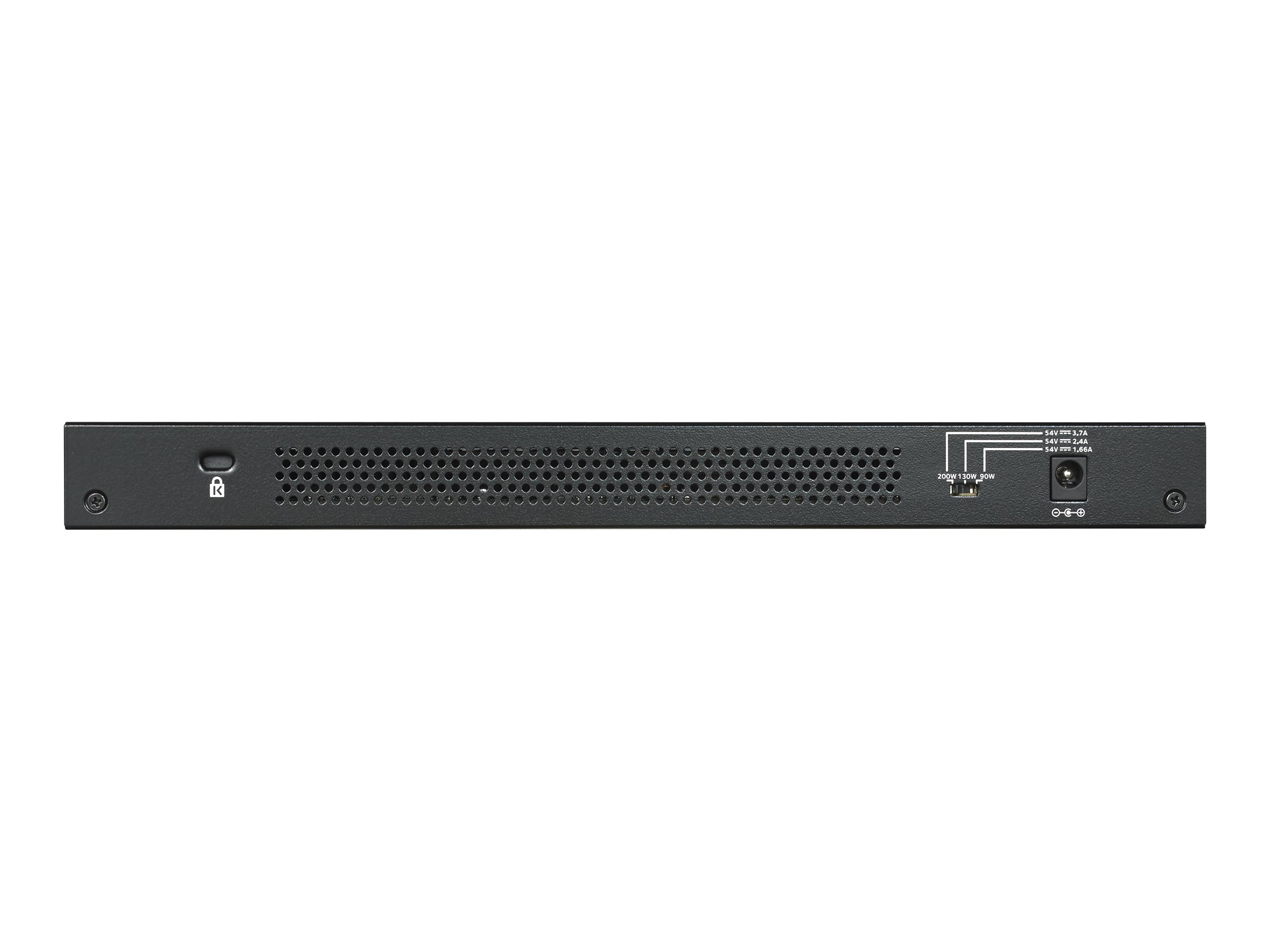 NETGEAR GS316PP - switch - 16 ports - unmanaged