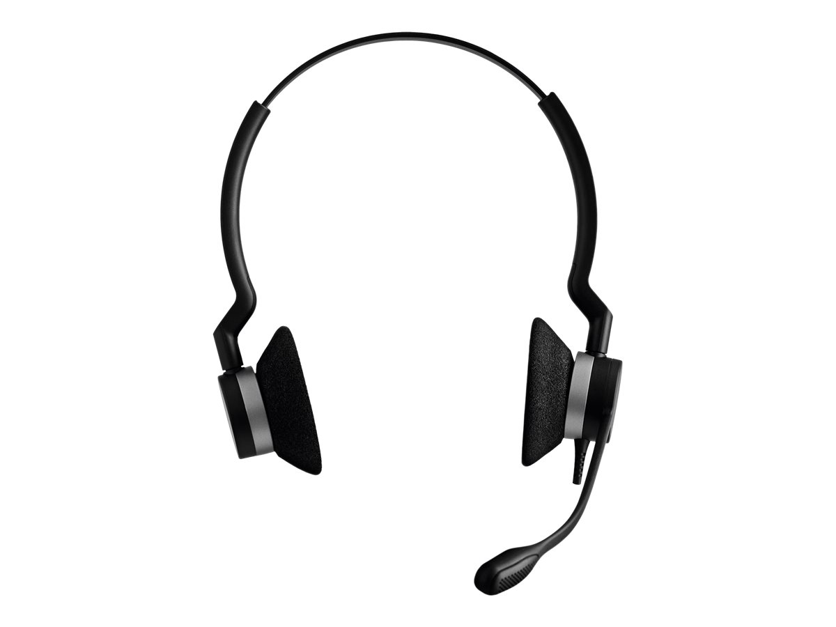 Jabra BIZ 2300 USB UC Duo - headset