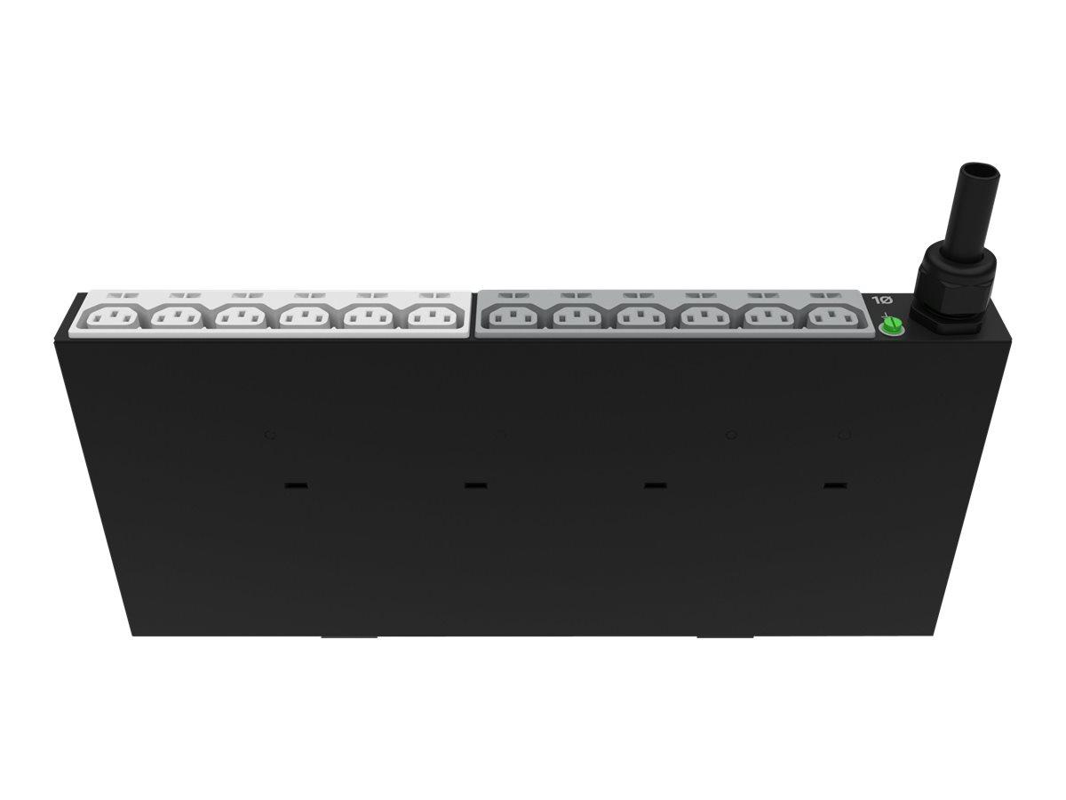 HPE G2 Basic Vertical Mid-Height - power distribution unit - 8646 VA