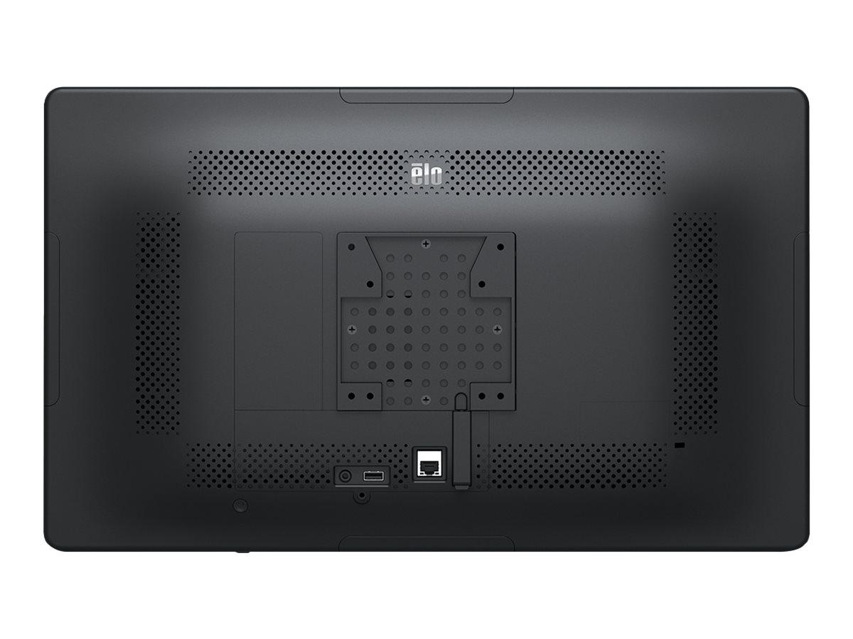 Elo I-Series 2.0 ESY22i3 - all-in-one - Core i3 8100T 3.1 GHz - 8 GB - SSD 128 GB - LED 21.5