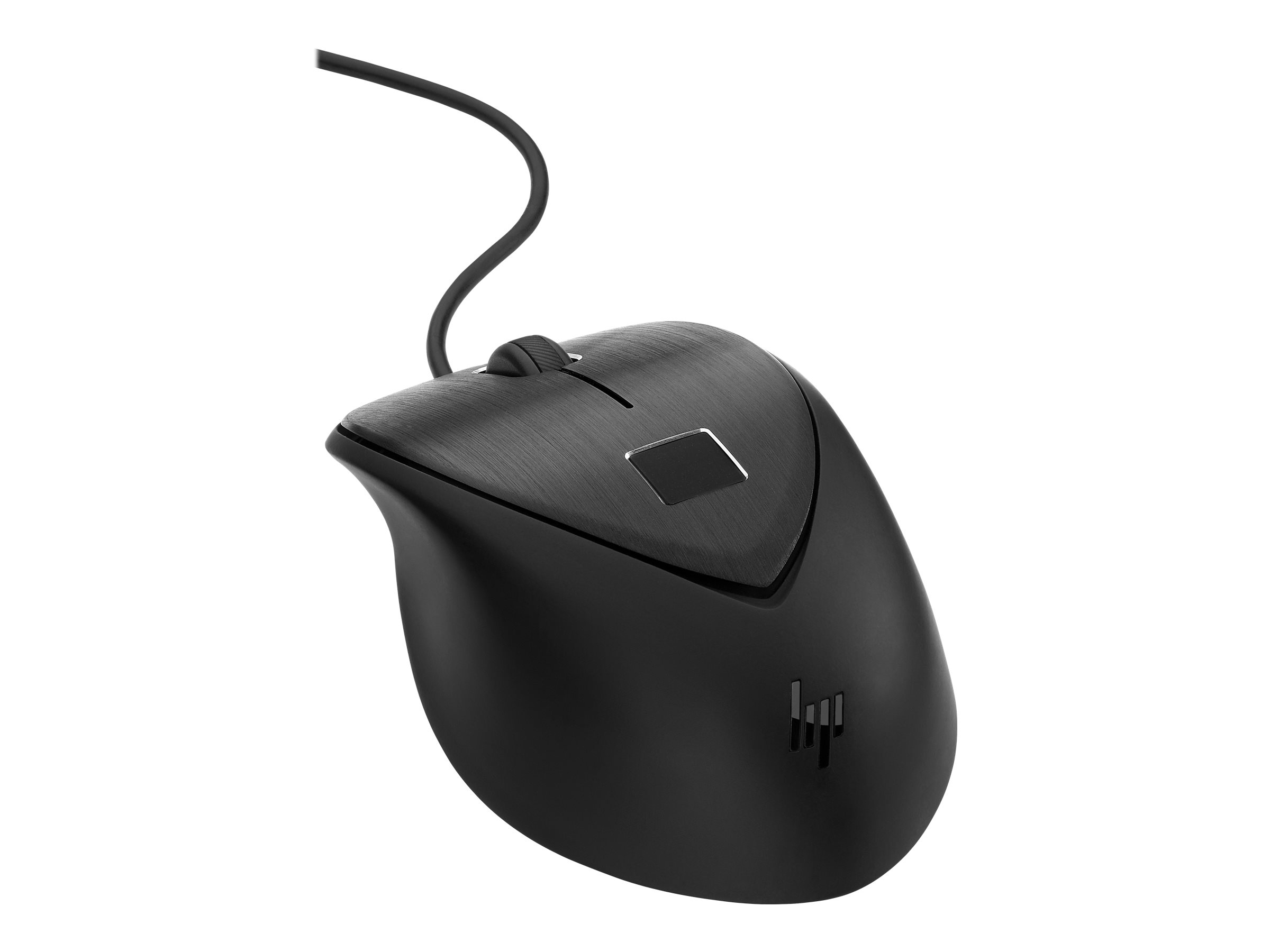 HP Fingerprint - mouse - USB