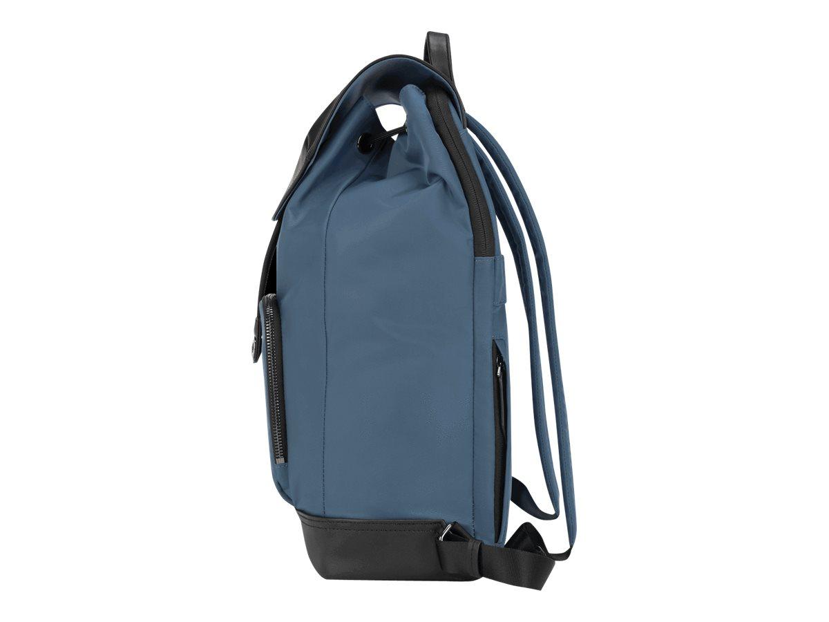 Targus Newport Drawstring notebook carrying backpack