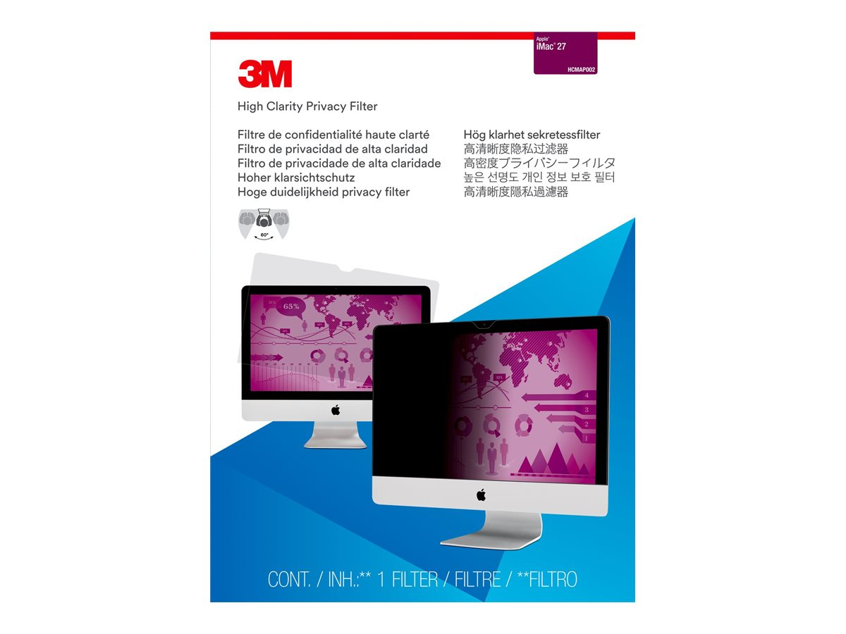 3M High Clarity Filter for iMac 27