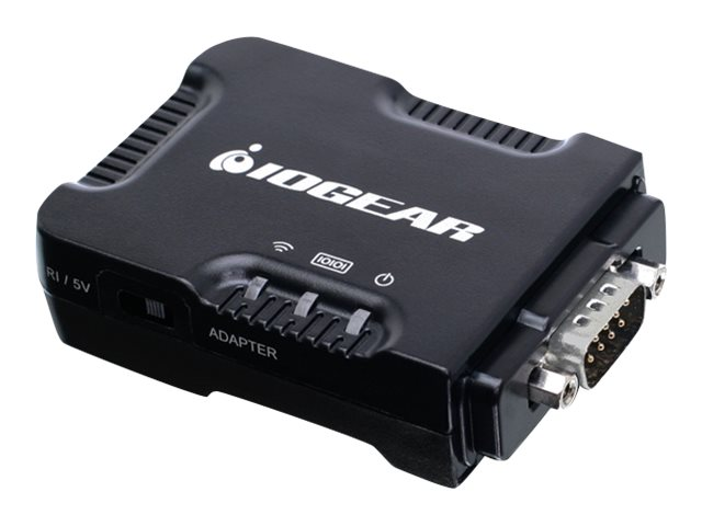 IOGEAR Bluetooth Serial Transmitter - network adapter - RS-232