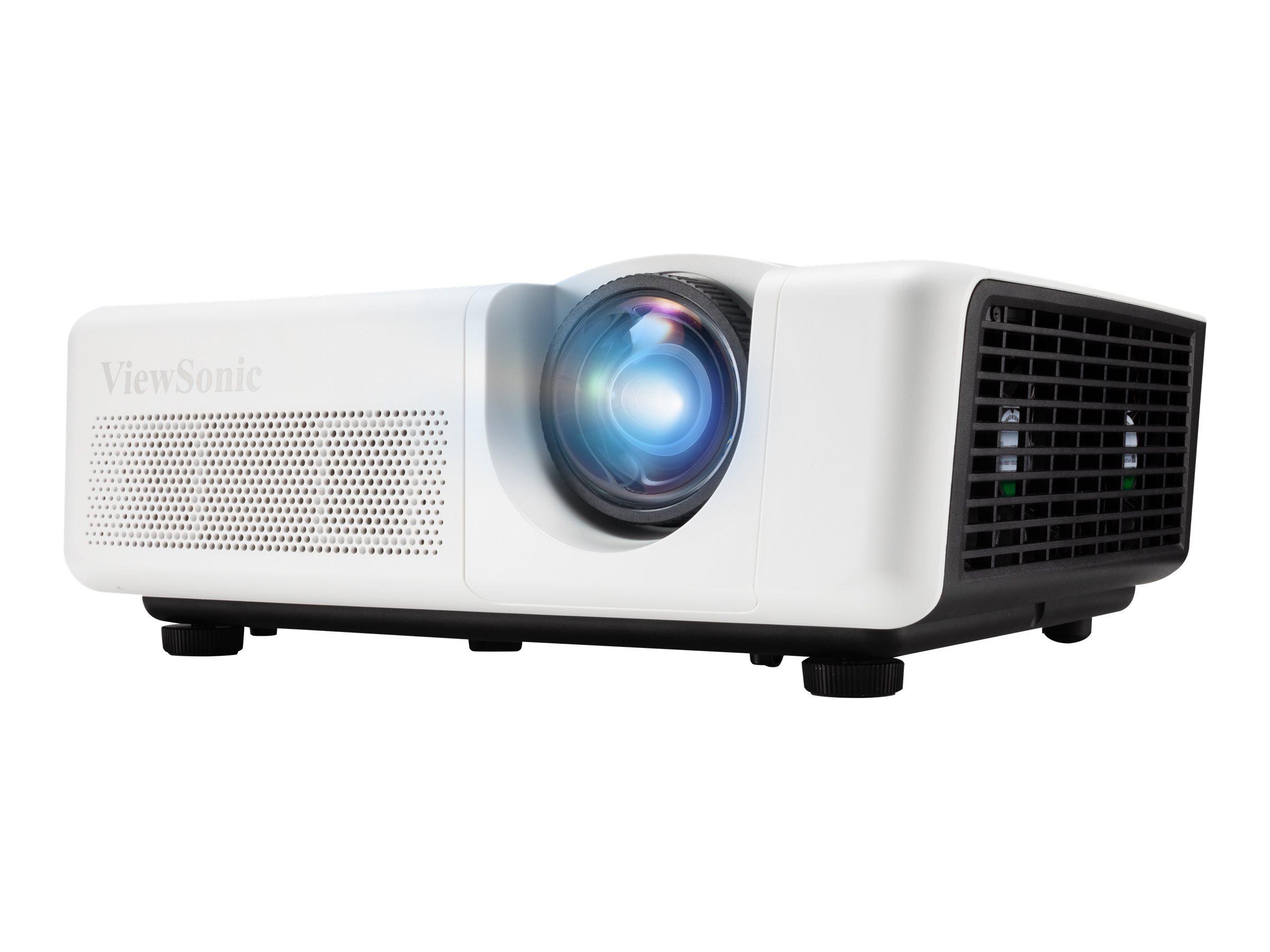 ViewSonic LS625W - DLP projector - short-throw - 3D