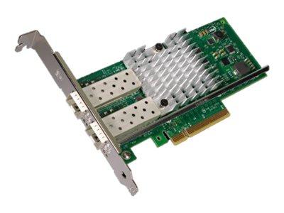 Intel Ethernet Server Adapter X520-DA2 - network adapter - 2 ports