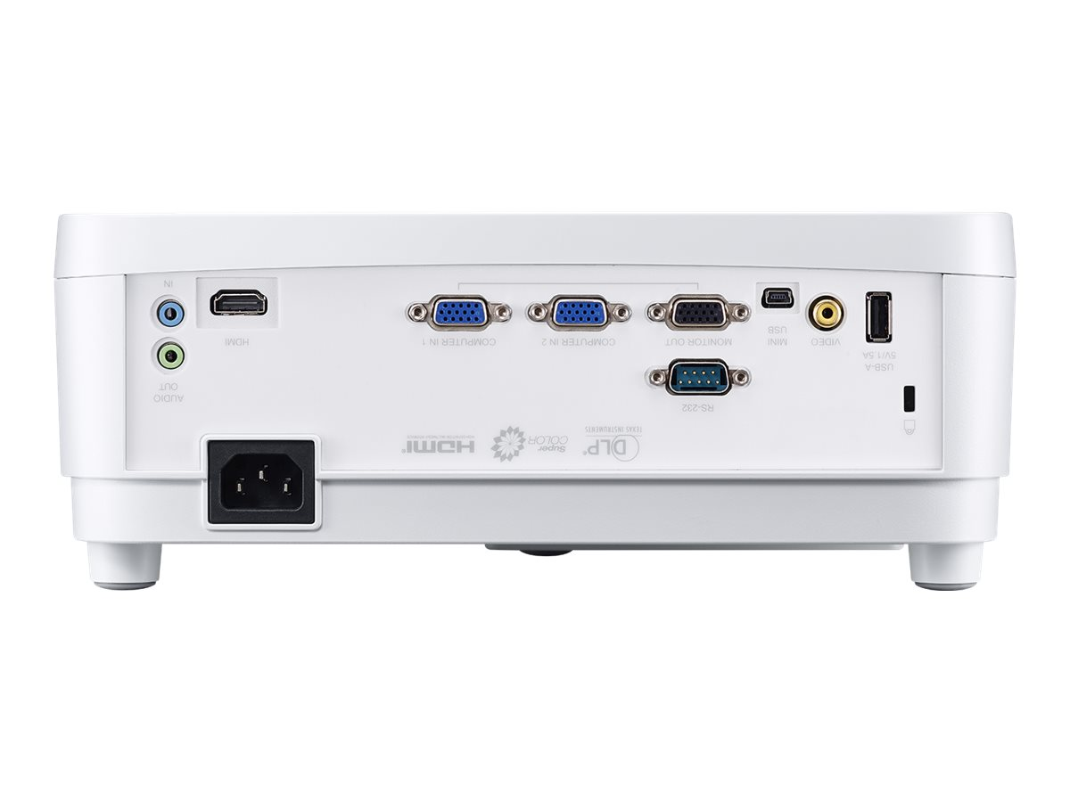 ViewSonic PS501W - DLP projector - short-throw - 3D
