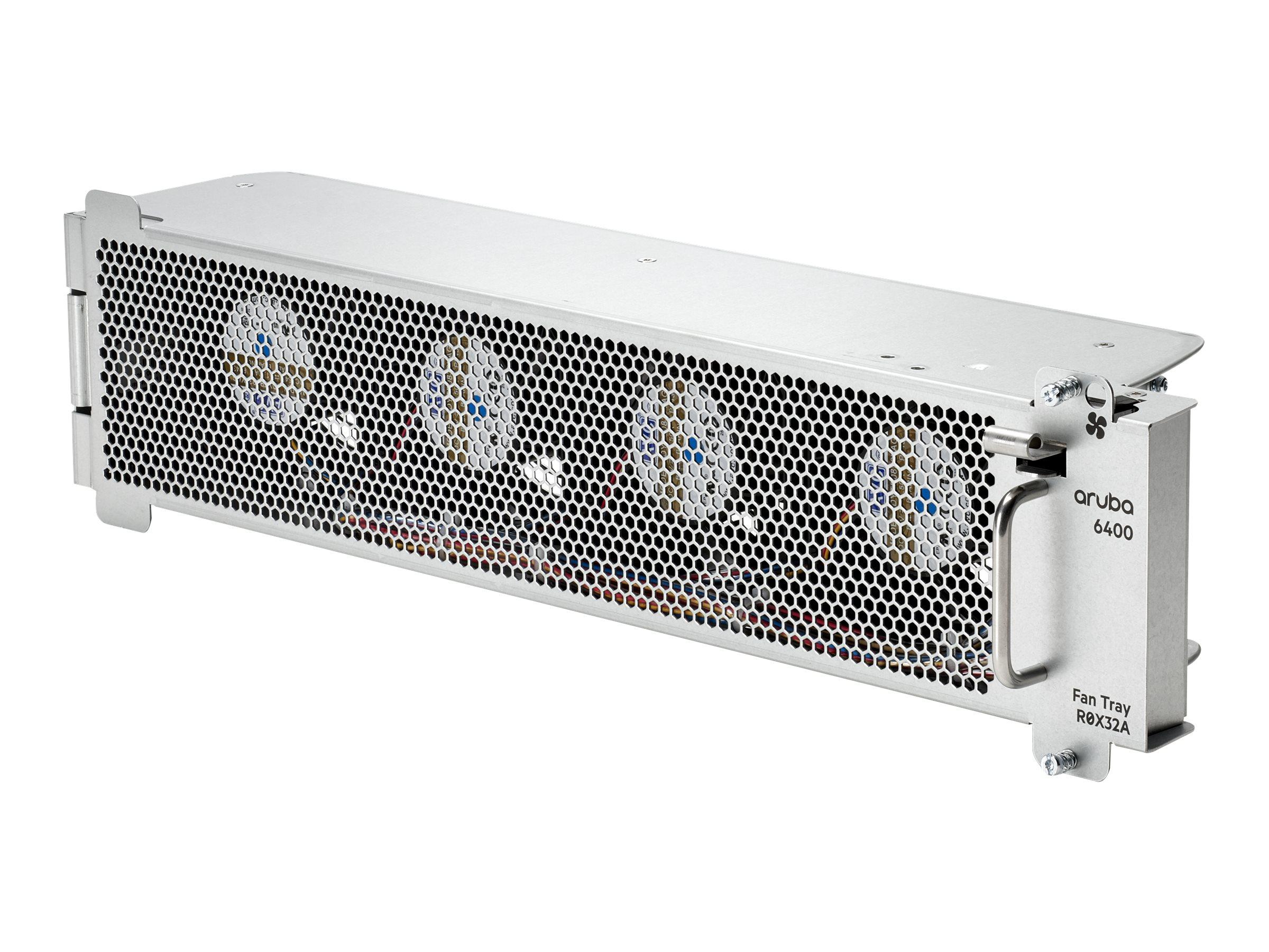 HPE Aruba network device fan tray