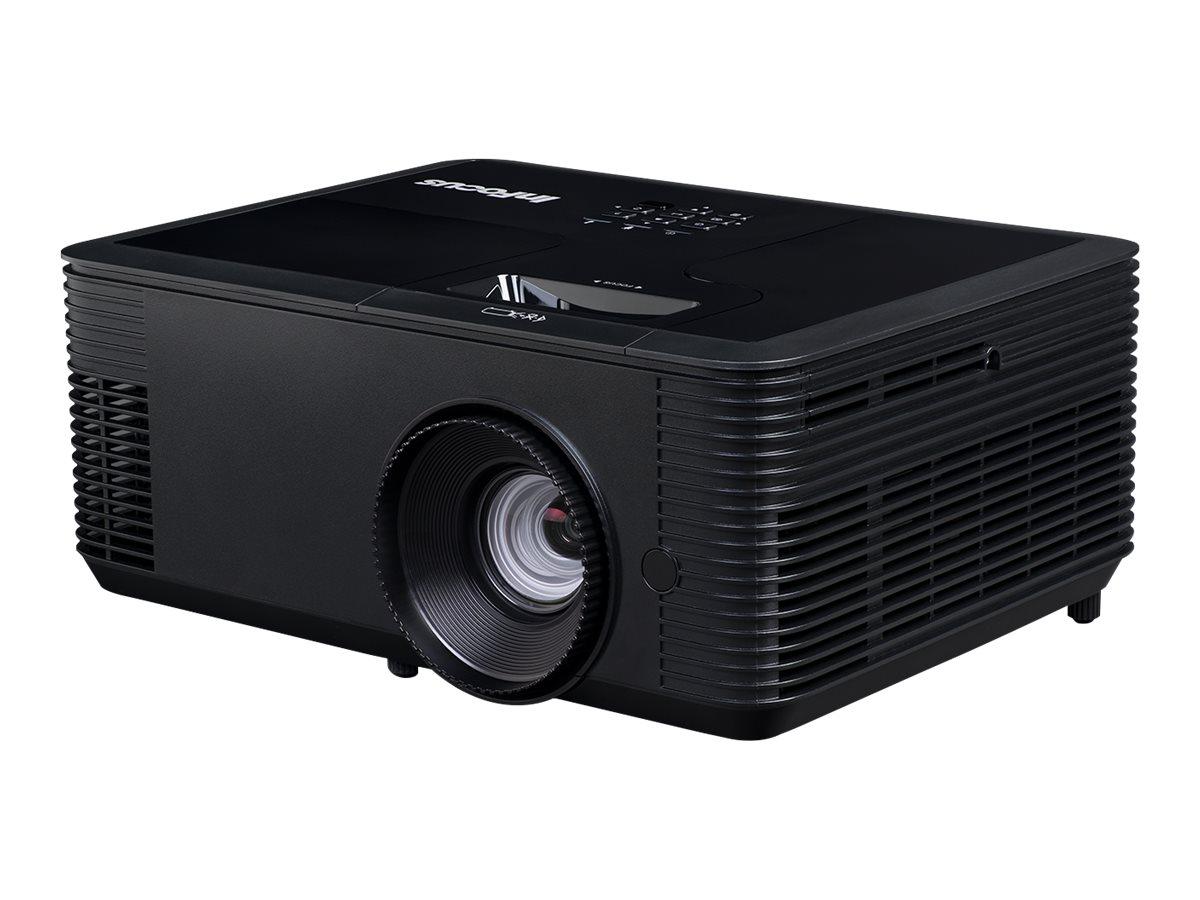InFocus IN136 - DLP projector - 3D