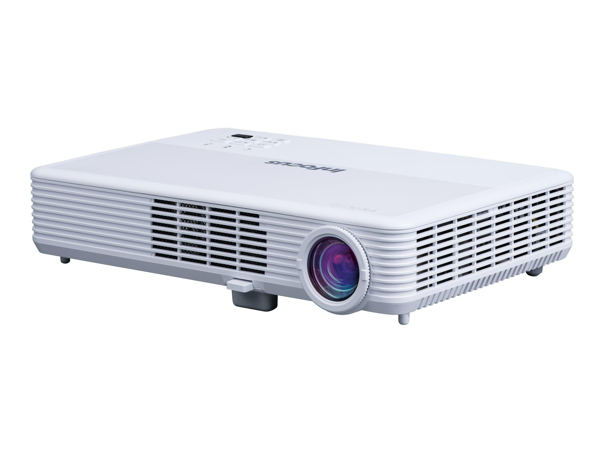 InFocus IN1188HD - DLP projector - portable - 3D