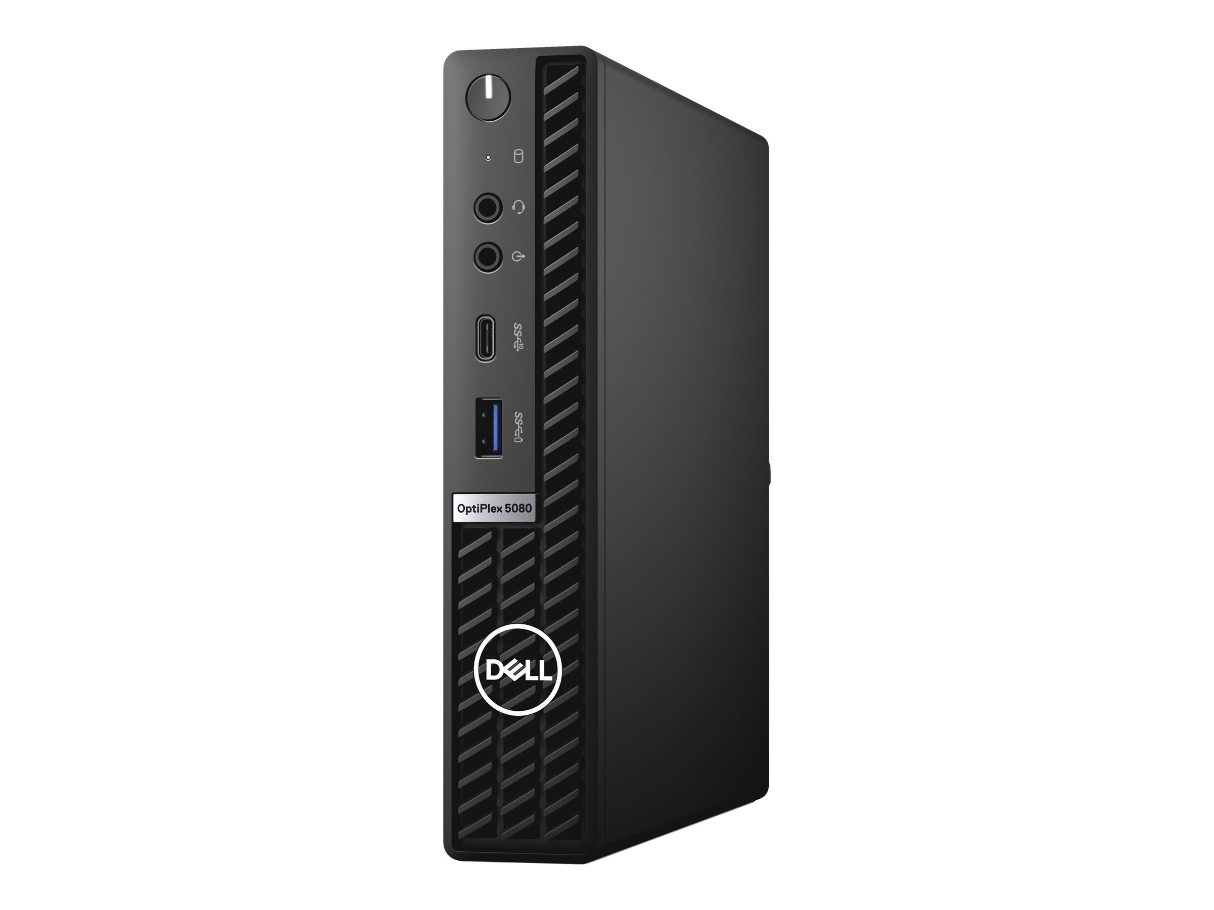 Dell OptiPlex 5080 - micro - Core i5 10500T 2.3 GHz - 8 GB - SSD 128 GB