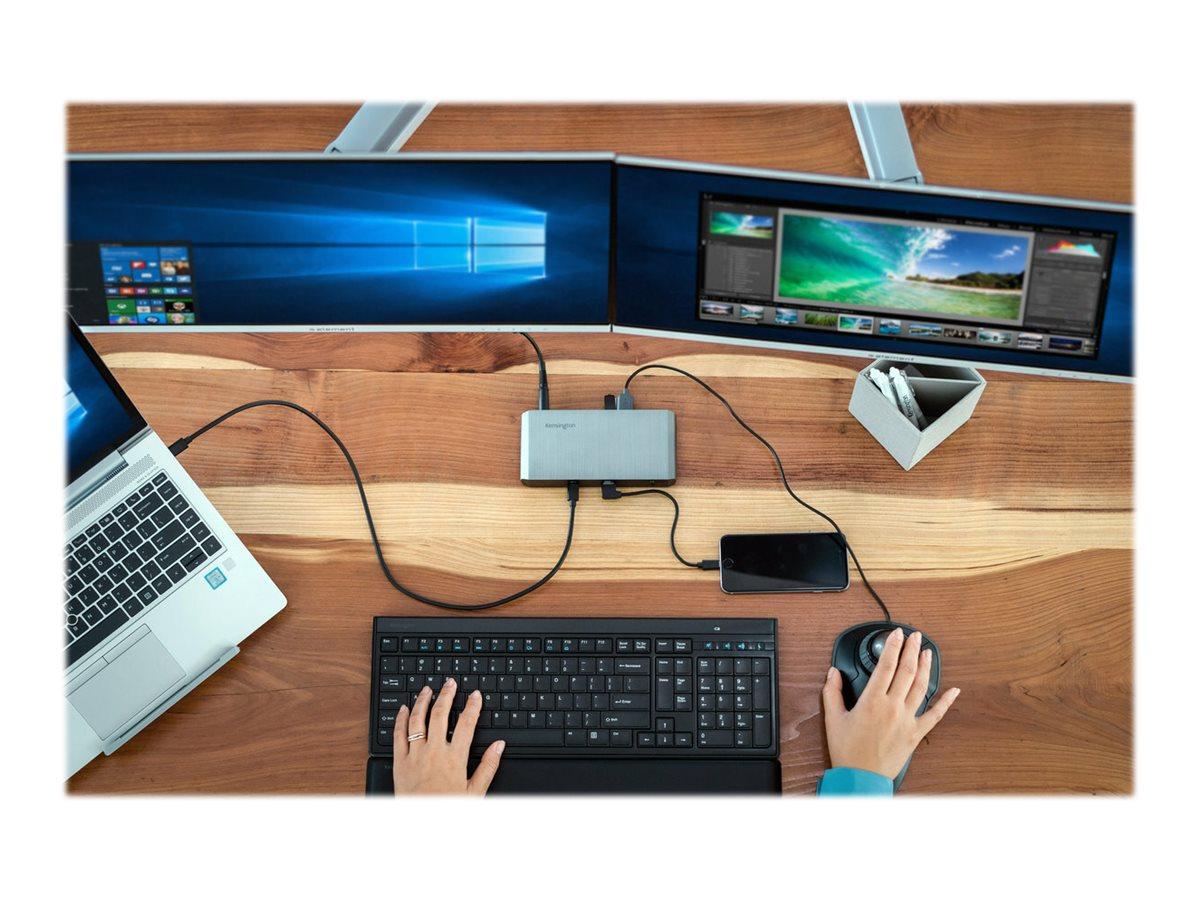 Kensington SlimType Wireless Keyboard - keyboard - US - black