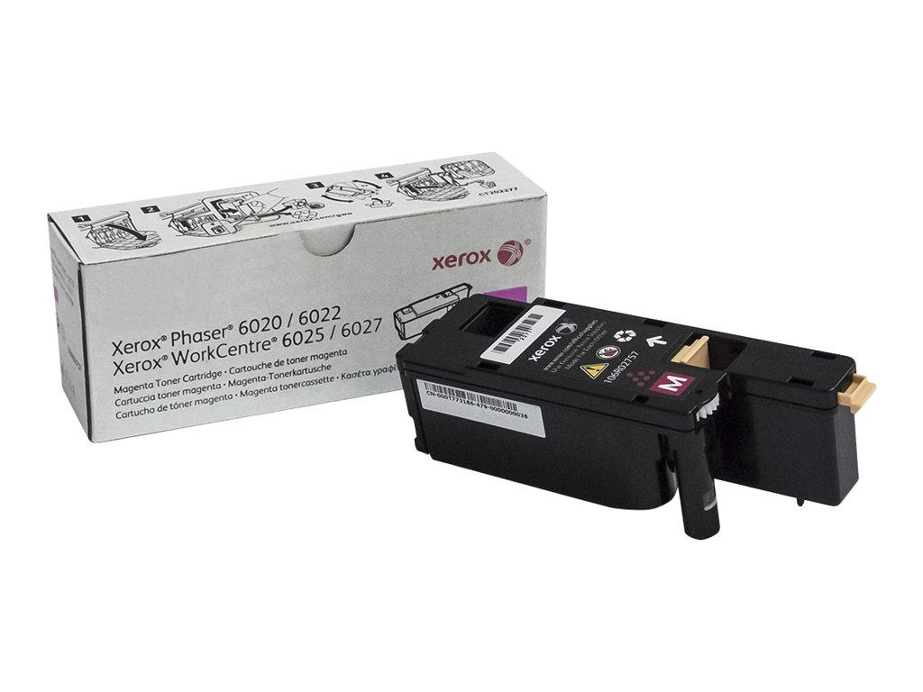 Xerox WorkCentre 6027 - magenta - original - toner cartridge