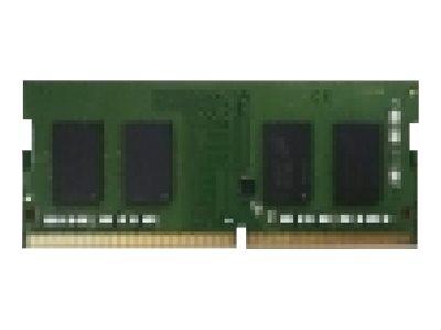 QNAP - K0 version - DDR4 - module - 8 GB - SO-DIMM 260-pin - 2666 MHz / PC4-21300 - unbuffered