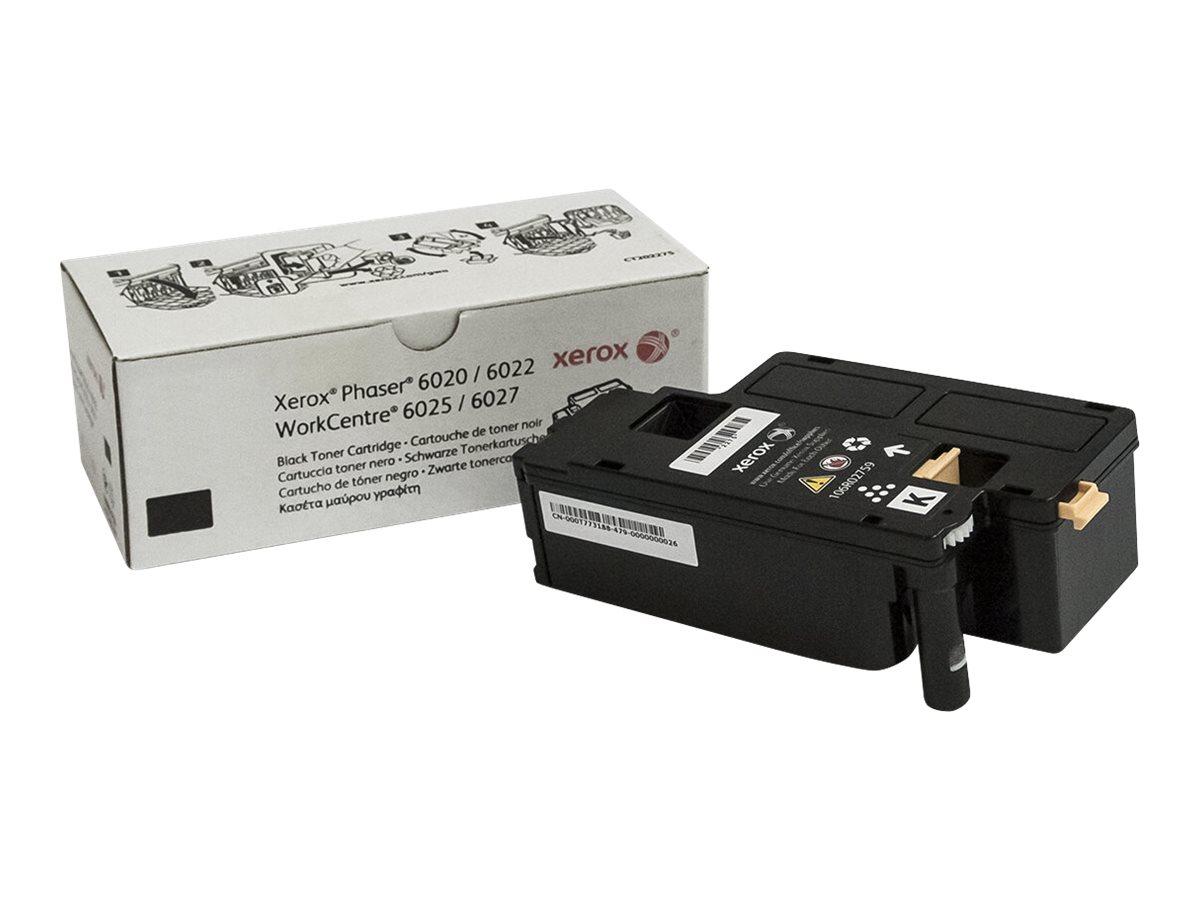 Xerox WorkCentre 6027 - black - original - toner cartridge