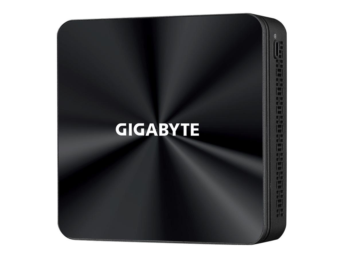 Gigabyte BRIX GB-BRi5-10210(E) (rev. 1.0) - Ultra Compact PC Kit - Core i5 10210U 1.6 GHz - 0 GB - no HDD
