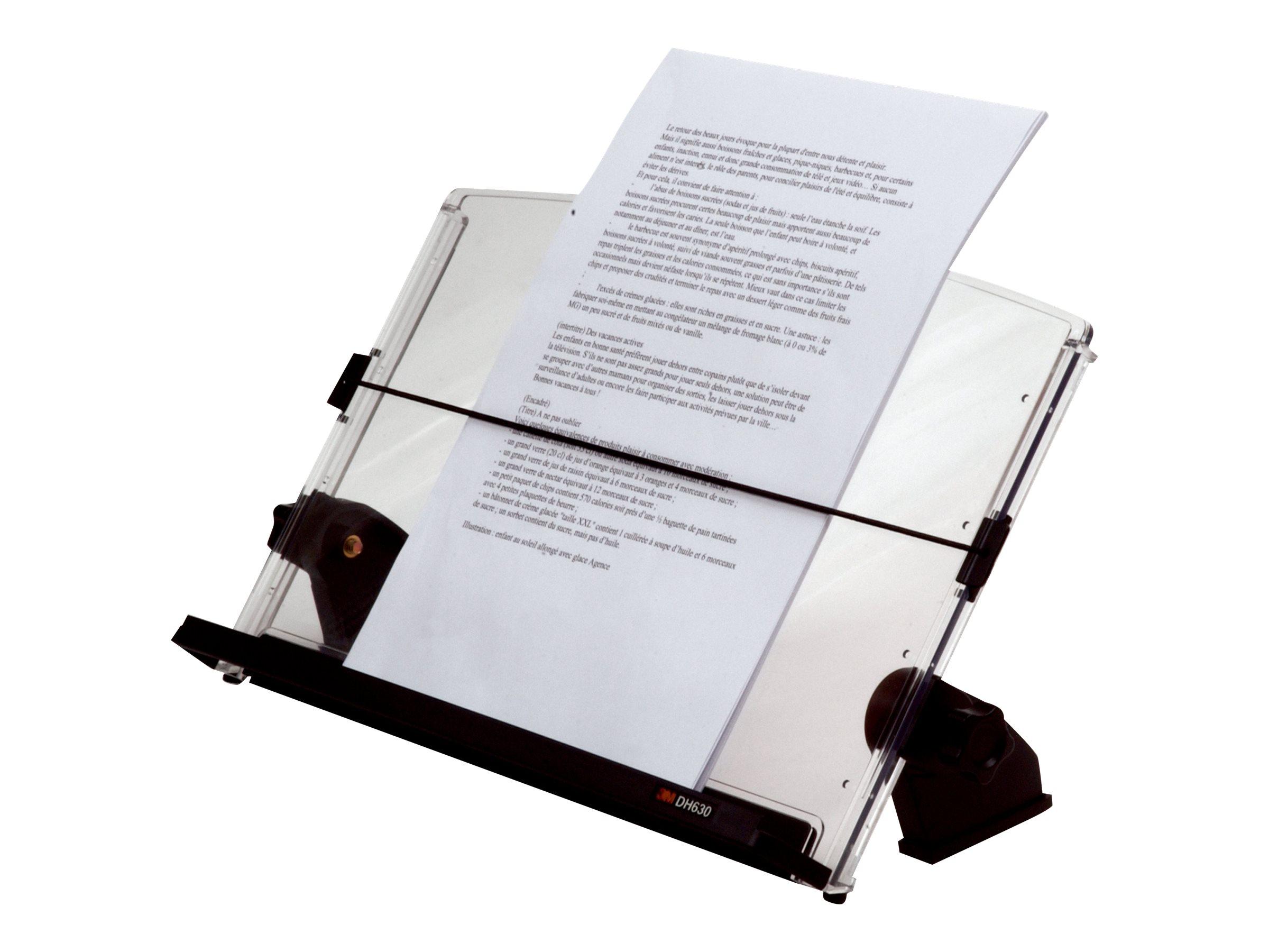 3M Desktop Document Holder DH630 copy holder