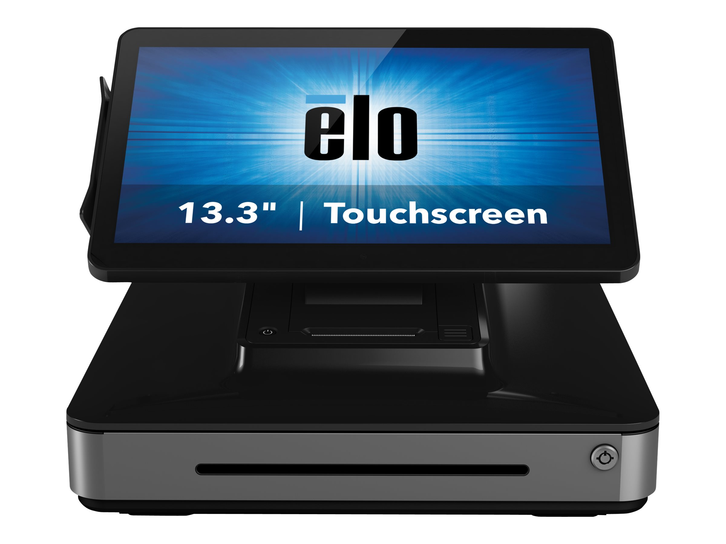 Elo PayPoint - all-in-one - Snapdragon 2 GHz - 3 GB - SSD 32 GB - LED 13.3