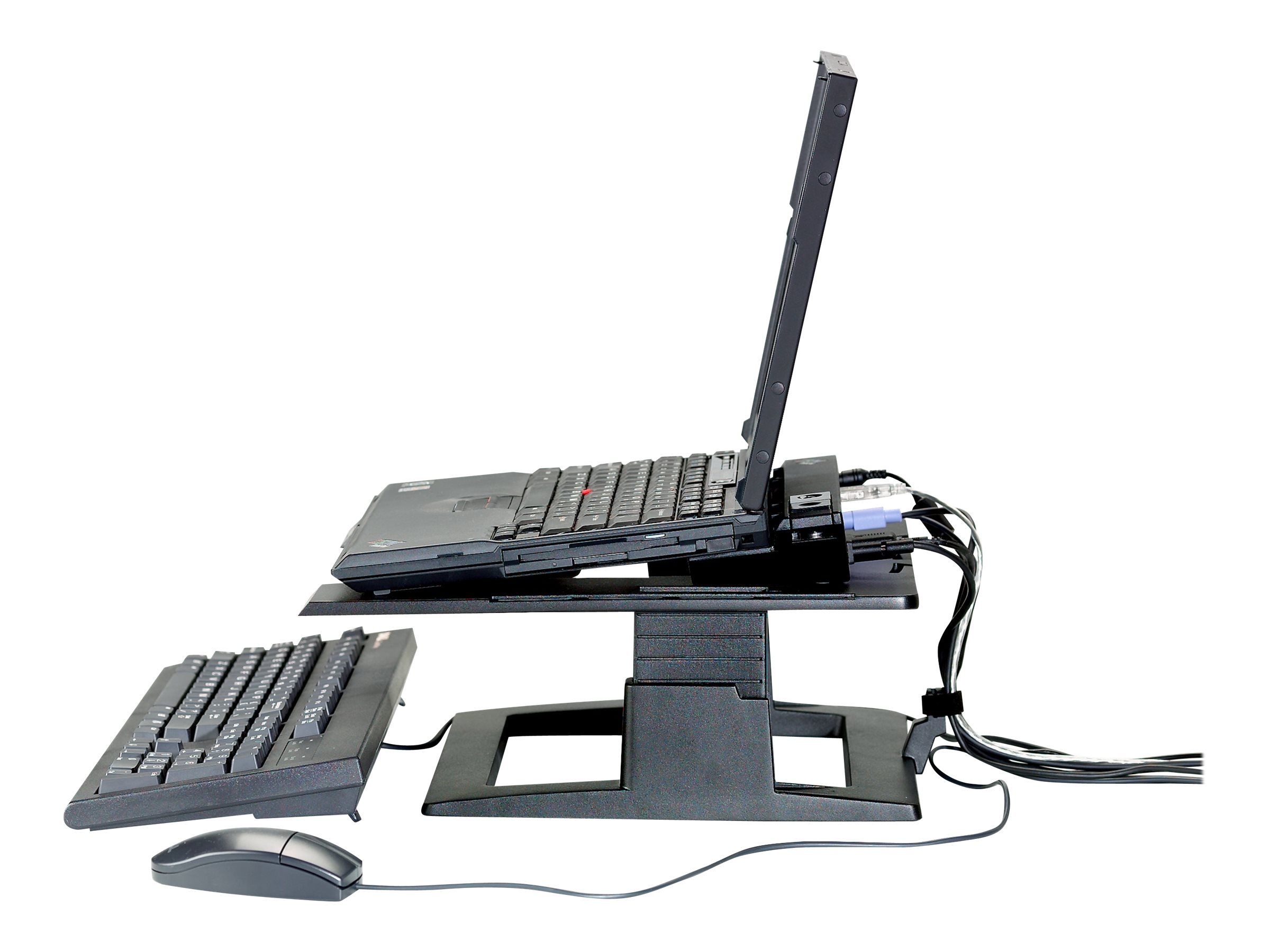 3M Adjustable Notebook Riser LX500 notebook platform