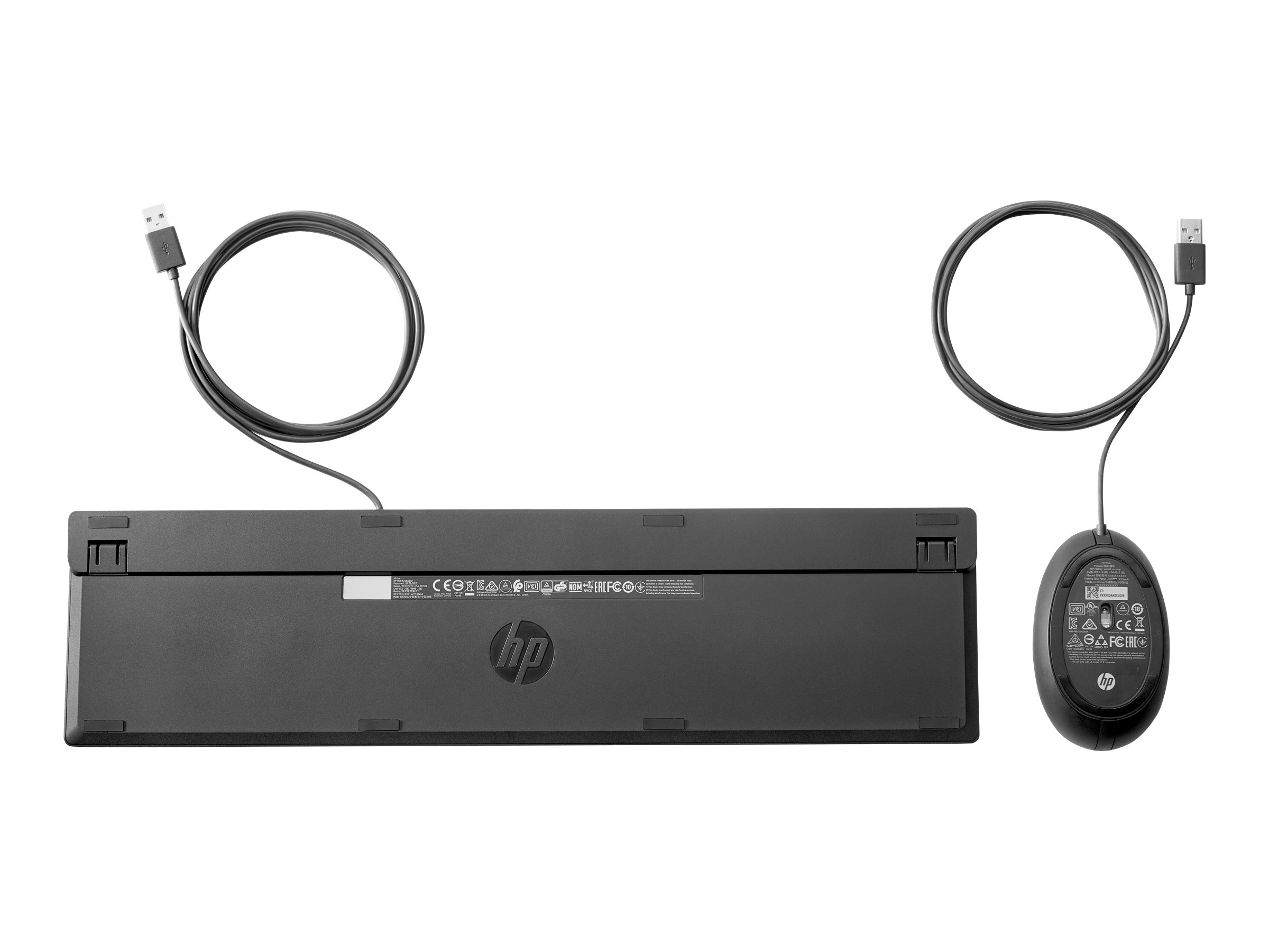 HP Desktop 320MK - keyboard and mouse set - US - Smart Buy