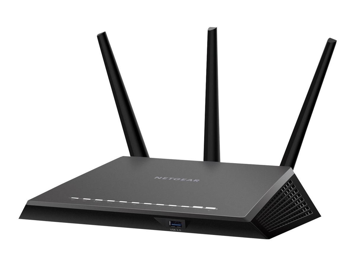 NETGEAR Nighthawk R7000P - wireless router - 802.11a/b/g/n/ac - desktop